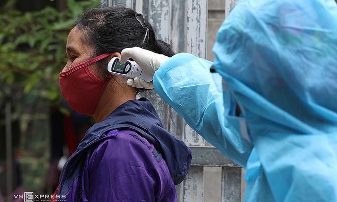 Vietnam's Covid-19 suspects lowest in three weeks