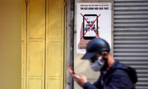 Vietnam specifies cash fines on fake news