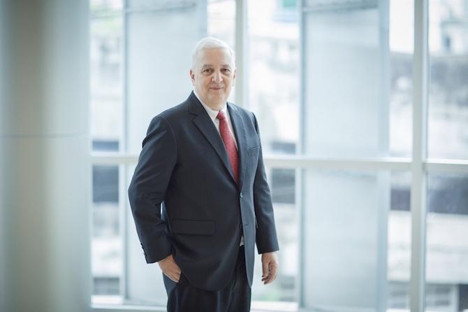 David Nardone, Group Executive - Industrial and International, WHA Industrial Development Plc.