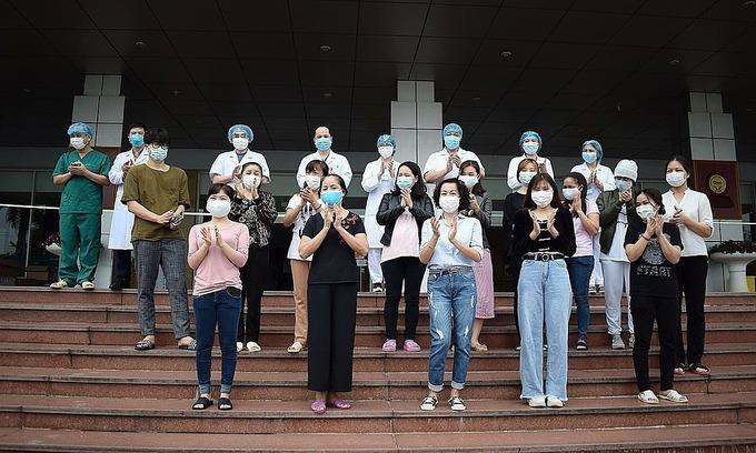 Vietnam discharges another 21 Covid-19 patients