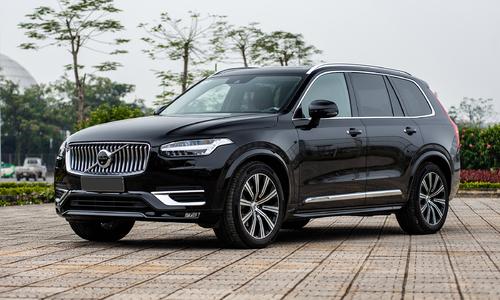 Volvo recalls 732 cars in Vietnam over auto emergency braking fault