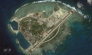 Vietnam denounces China's district formations on Vietnamese islands