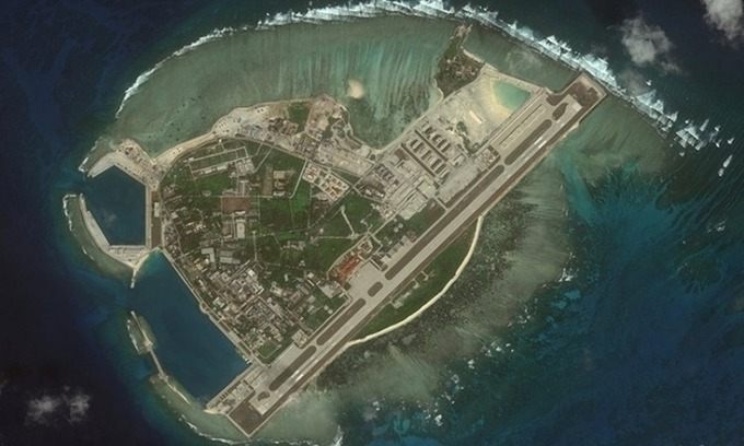 Vietnam denounces China's district formations on Vietnamese islands