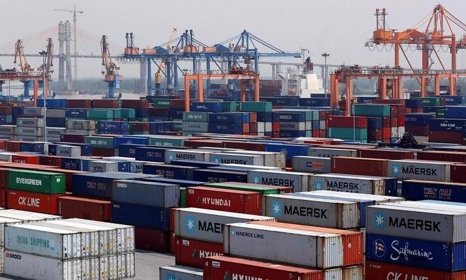 Q1 trade surplus close to $4 billion