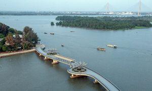 Mekong Delta hub turns social distancing oasis