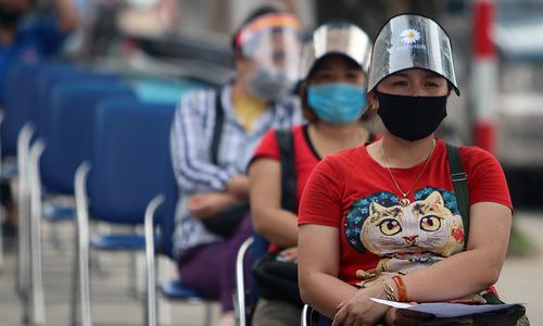 Vietnam develops coronavirus contact tracing app
