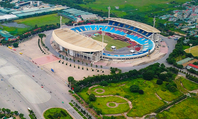 Vietnam to upgrade My Dinh Stadium ahead of 2021 SEA Games