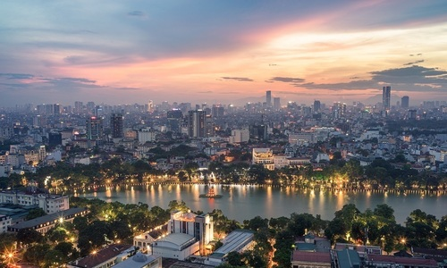 Hanoi's iconic Sword Lake gets a makeover