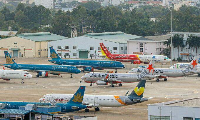 Vietnam increases air, train routes