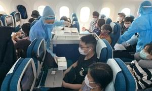 Vietnam arranges special flights to repatriate citizens