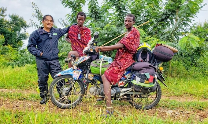When wanderlust met pandemic: Vietnamese adventurer cuts short world tour