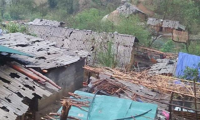 Five dead as flashfloods, landslides hit northern Vietnam