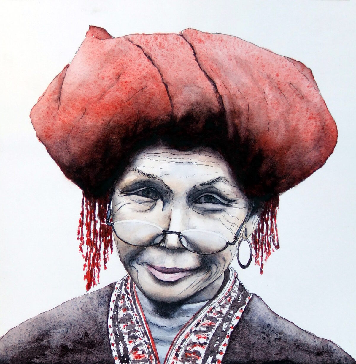 Vietnam through the eyes of a French painter