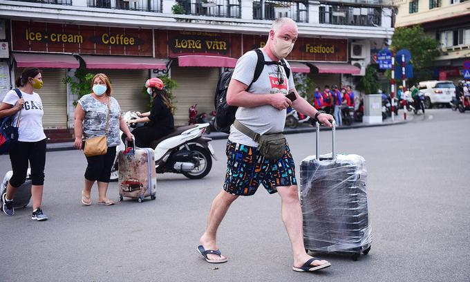 Hanoi hotels lose 49 pct of revenue in Covid-19 impact