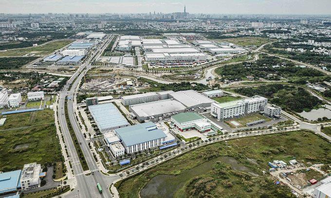 HCMC's 'city within city' lacks precedent, legal framework