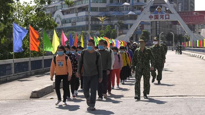China repatriates 30 illegal Vietnamese farm workers