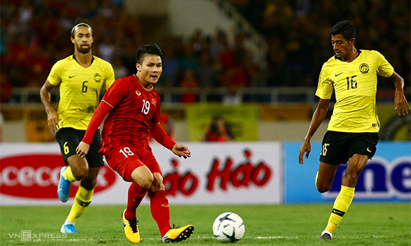 Advantage Vietnam if World Cup qualifiers are delayed