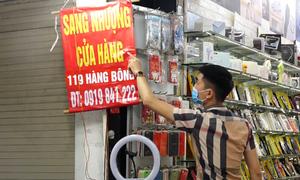 Hanoi shop owners struggle with rent as sales plummet