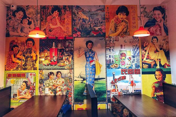 The Hong Kong style of ChuKee restaurant. Photo by mebimsuakoi.