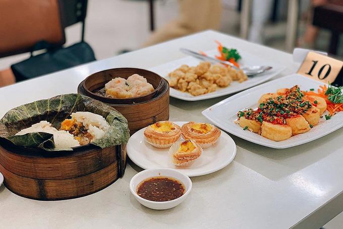 Signature dishes at Kowloon. Photo by Tran Ngoc Thao Nhi.