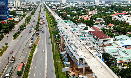 HCMC submits plans for new $2.9 billion metro line