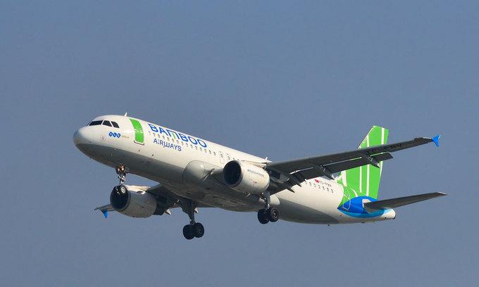 Bamboo Airways raises charter capital to $300 mln