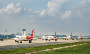 Lower than expected Q1 loss shows positive sign: Vietjet Air