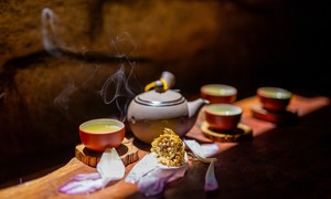 The fine art of making Hue's lotus tea