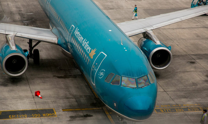 Vietnam Airlines to resume all domestic flights next month