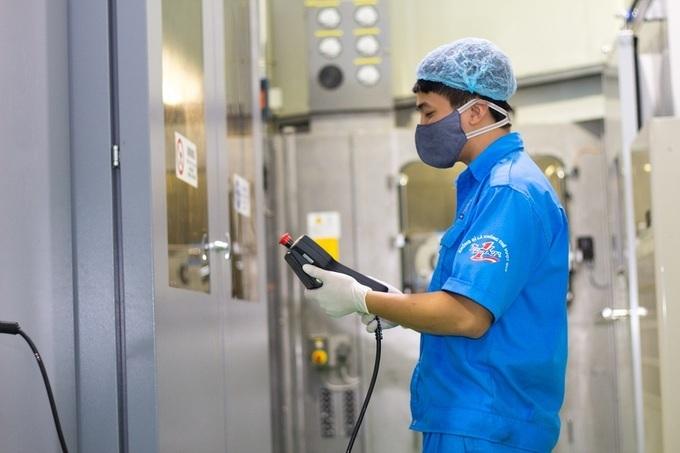 Tan Hiep Phat has implementeda series of measures to protect workers health.