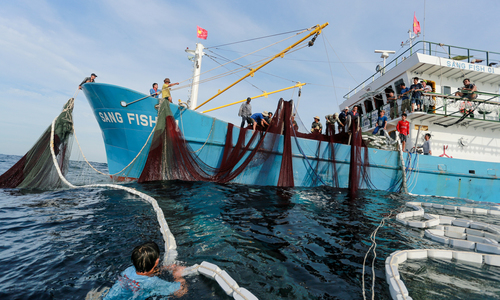 China's East Sea 'fishing ban' invalid: agriculture ministry