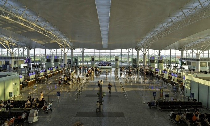 Hanoi airport ranks among world's 100 best for fifth consecutive year