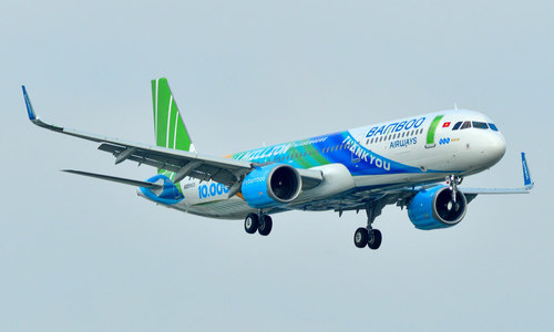Bamboo Airways sets sights on Con Dao Islands flights