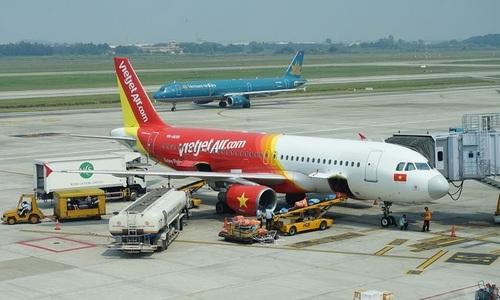 Domestic flights get close to full capacity