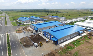 Industrial estate to thrive as multinationals leave China