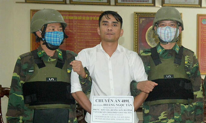 Three get death for drug trafficking
