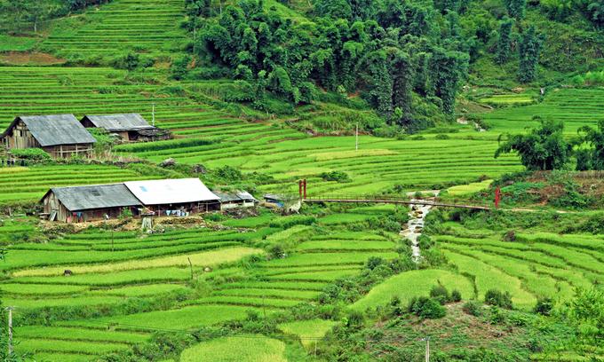 Mountainous Vietnam village offers best post-pandemic experience