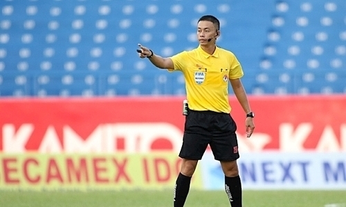 Vietnam has third highest number of FIFA referees in Southeast Asia
