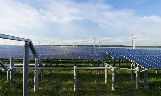 Foreign firms gobble up renewable energy plants in Vietnam