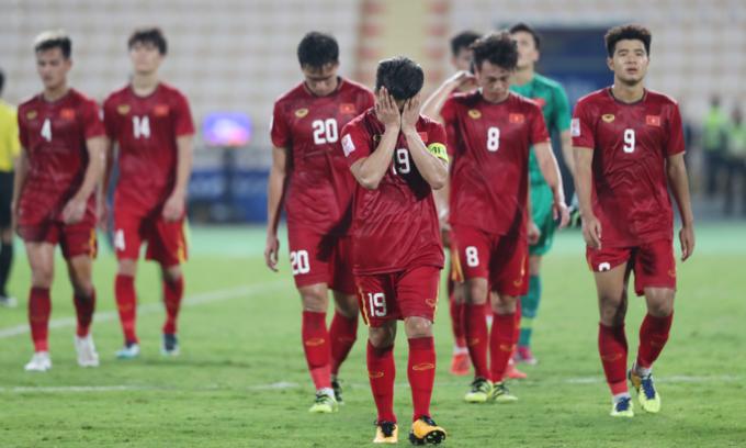 AFC analyzes Vietnam's performance in U23 Championship