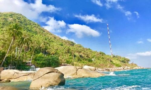 Serene Hon Son Island new gem in Kien Giang allure