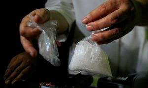 Vietnam sees record surge in crystal meth, ketamine seizures