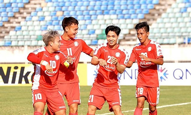 HCMC FC has highest squad value in Vietnam