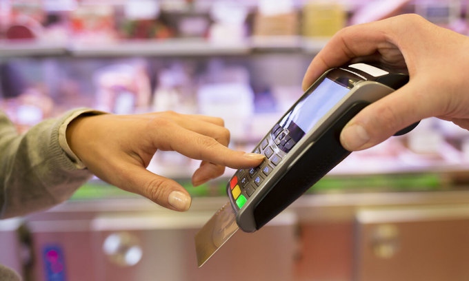 Vietnam cashless spending up 39 percent