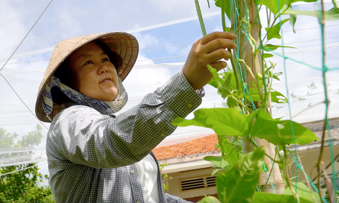 Mayu Inoat work. Photo by Minh Quoc Ho.