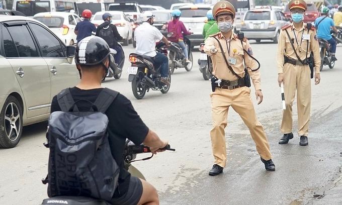 Traffic crackdown nets 5,200 drunk drivers in one week