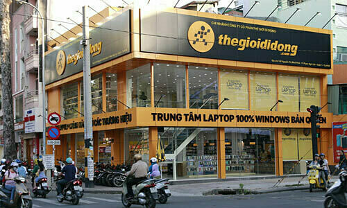 Southeast Asia's largest retailers include five Vietnamese