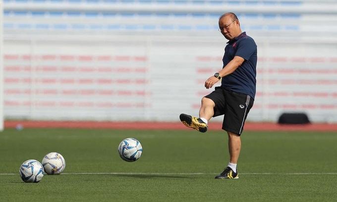 Vietnam unable to arrange friendlies ahead of major football tournaments