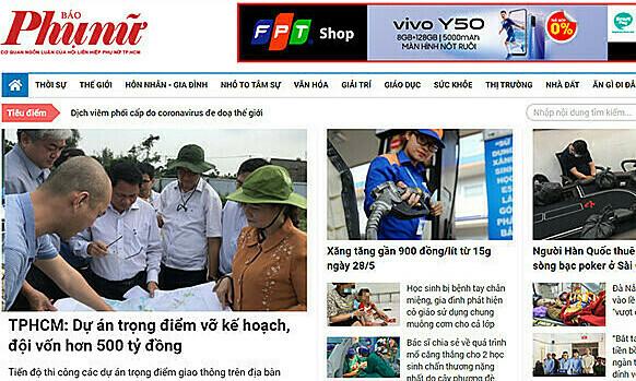HCMC newspaper pays steep price for criticizing property developer
