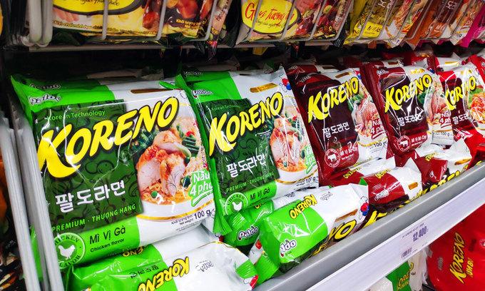 Vietnam remains a top five instant noodles consumer